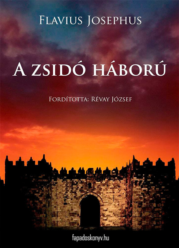 A zsido haboru (eBook)