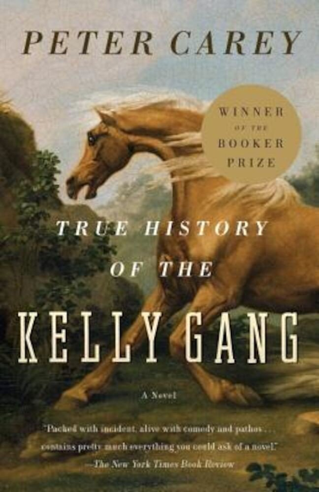 True History of the Kelly Gang, Paperback