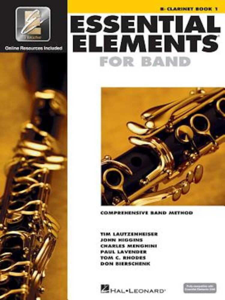 Essential Elements for Band - BB Clarinet Book 1 with Eei, Paperback