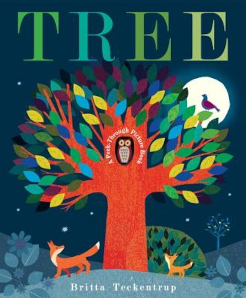 Tree: A Peek-Through Picture Book, Hardcover
