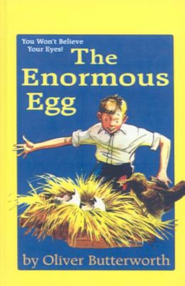 The Enormous Egg, Hardcover