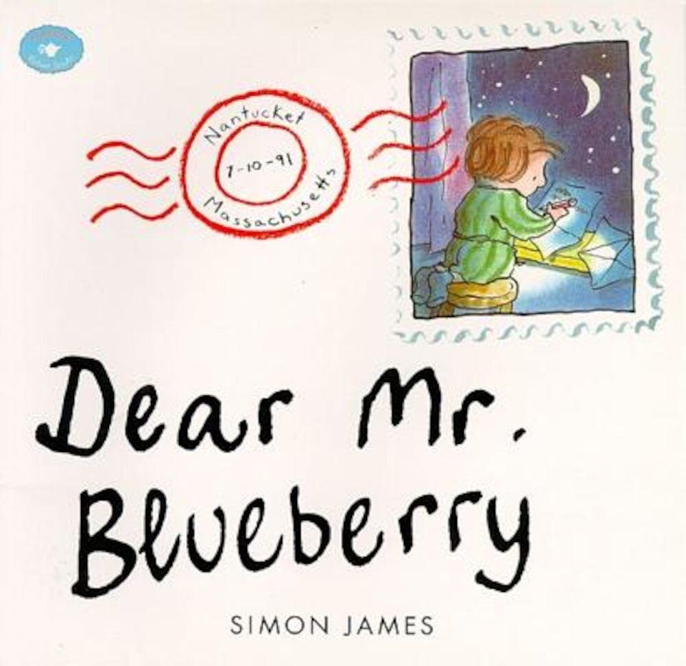Dear Mr. Blueberry, Paperback