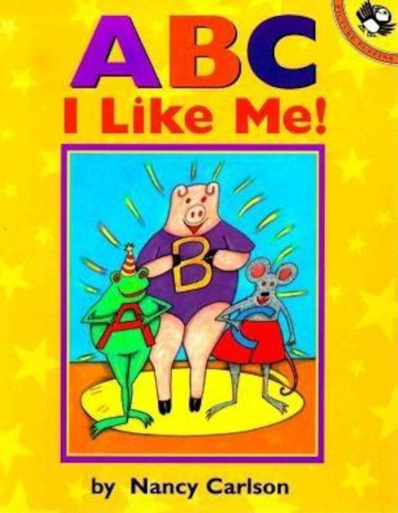 A B C I Like Me!, Paperback