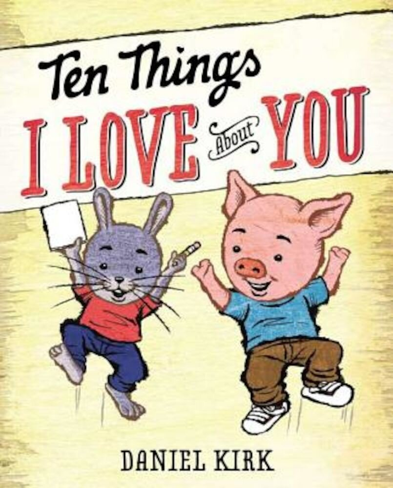 Ten Things I Love about You, Hardcover