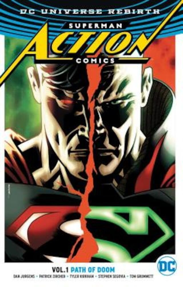 Superman: Action Comics Vol. 1: Path of Doom (Rebirth), Paperback