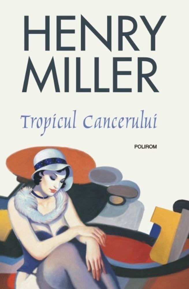 Coperta Carte Tropicul Cancerului