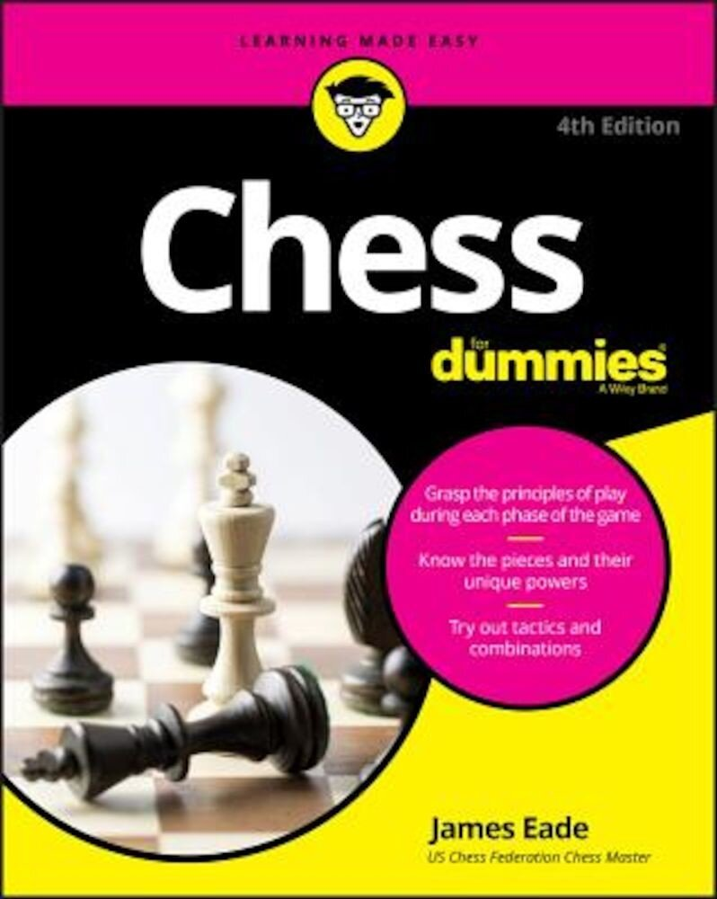 Chess for Dummies, Paperback