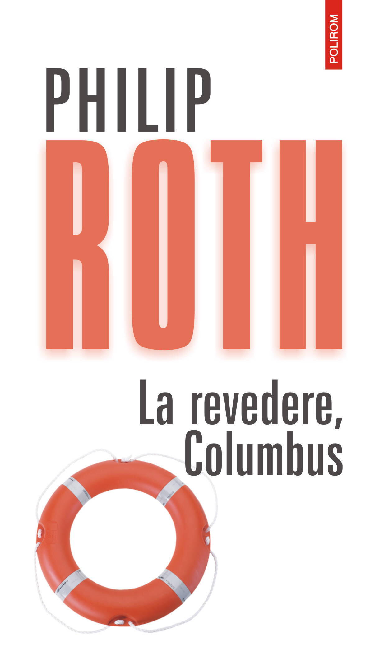 La revedere, Columbus (eBook)