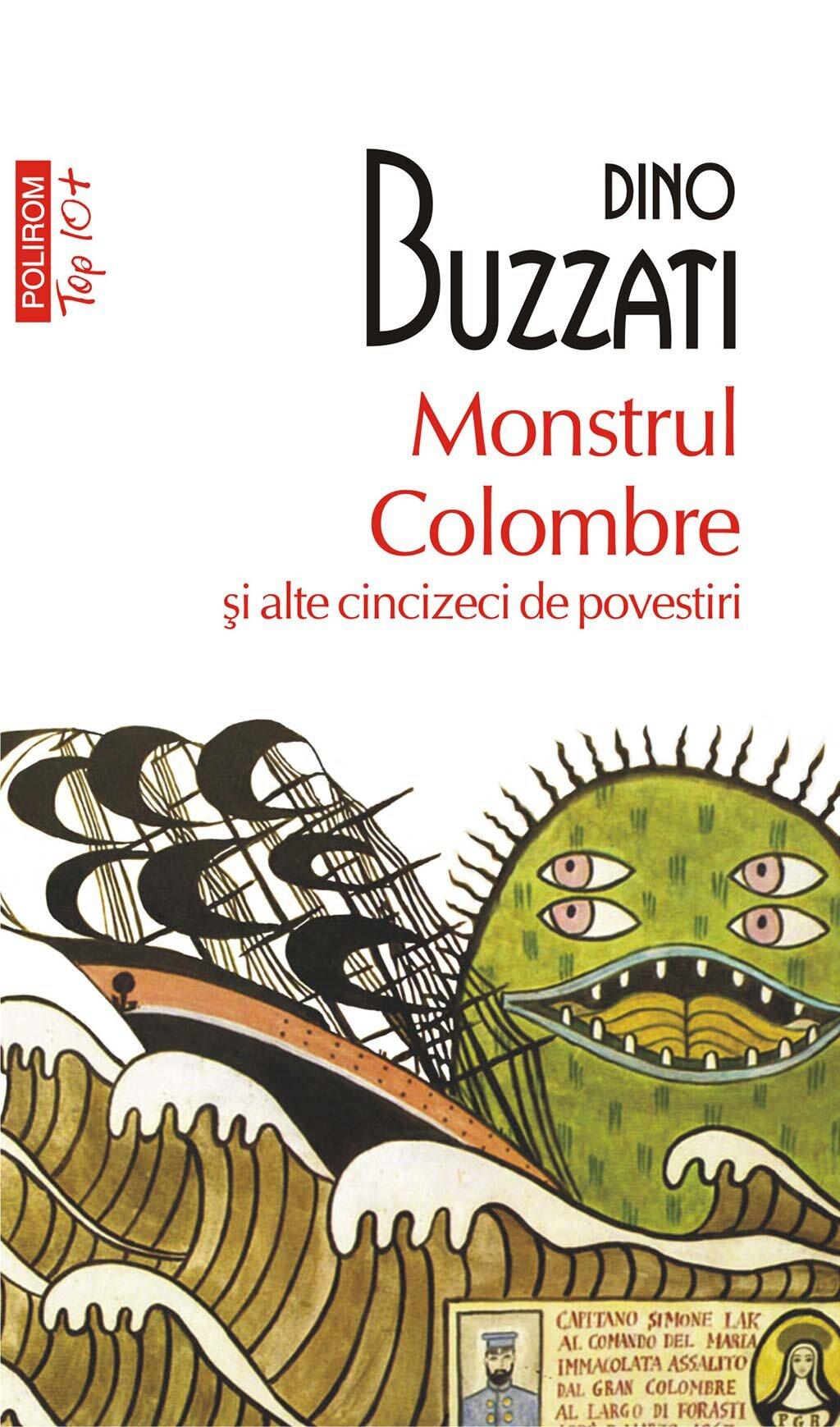 Monstrul Colombre si alte cincizeci de povestiri (eBook)