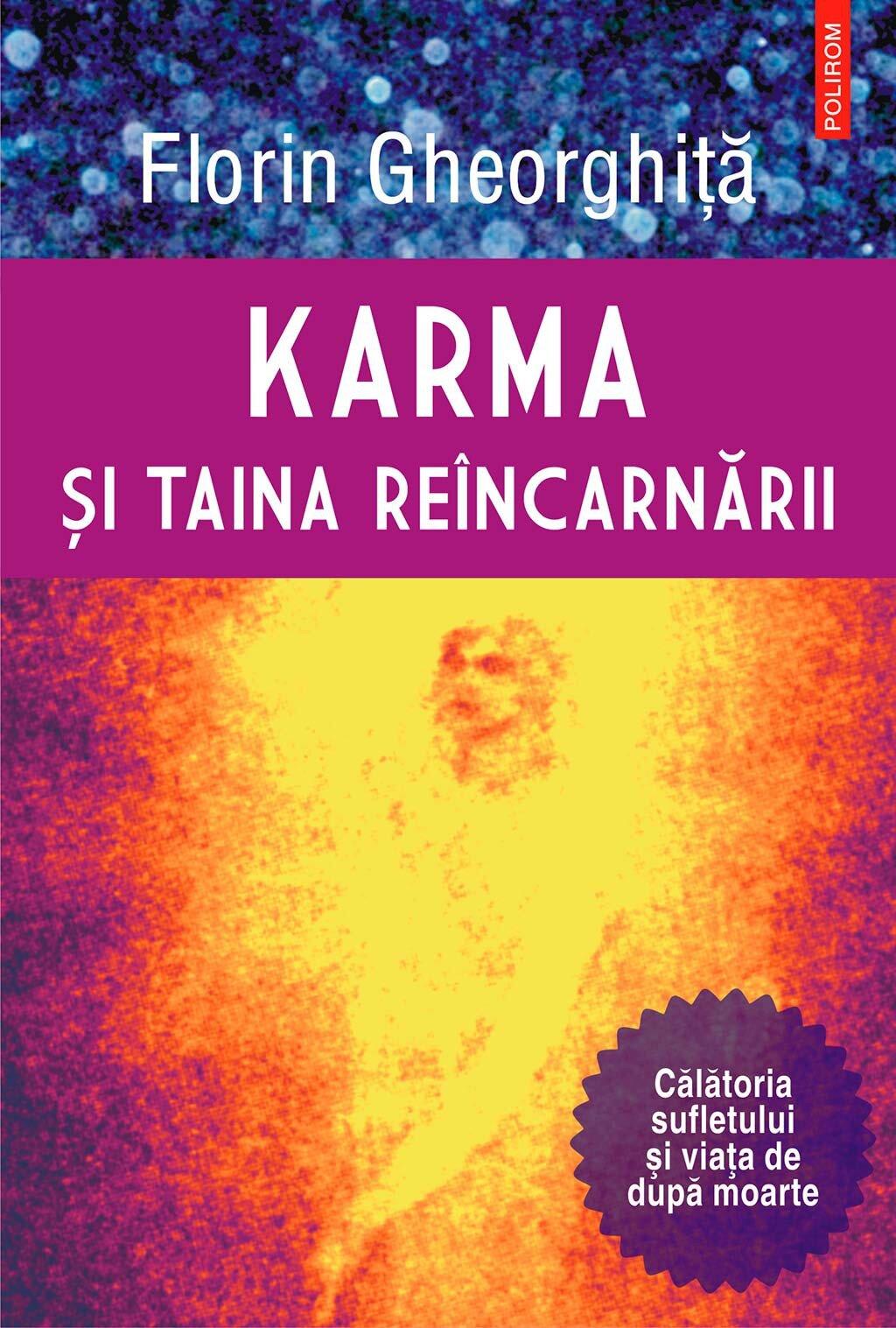 Karma si taina reincarnarii (eBook)