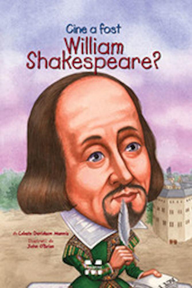 Coperta Carte Cine a fost William Shakespeare?