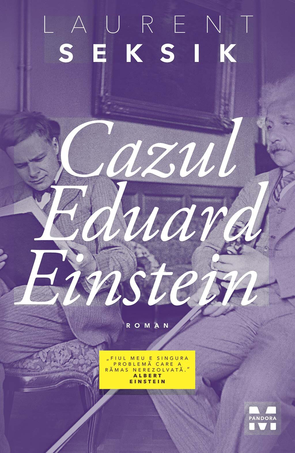 Cazul Eduard Einstein PDF (Download eBook)