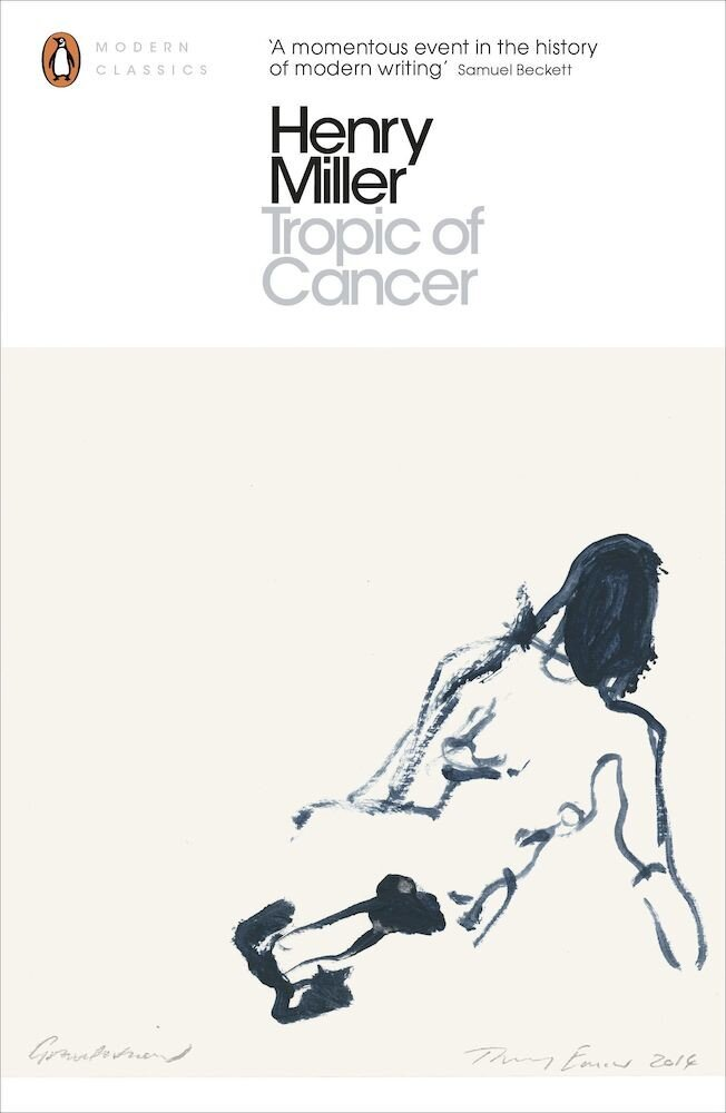 Coperta Carte Tropic of Cancer