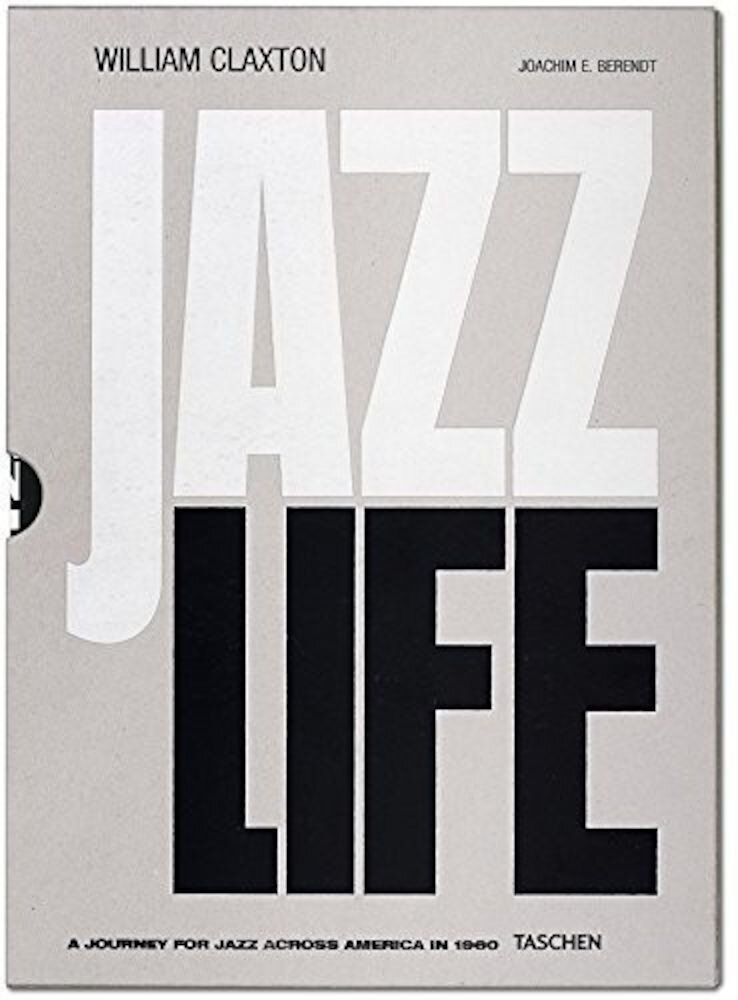 William Claxton: Jazzlife