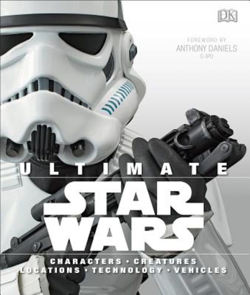 Ultimate Star Wars, Hardcover