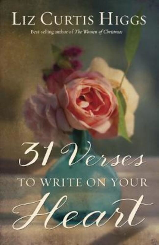 31 Verses to Write on Your Heart, Hardcover