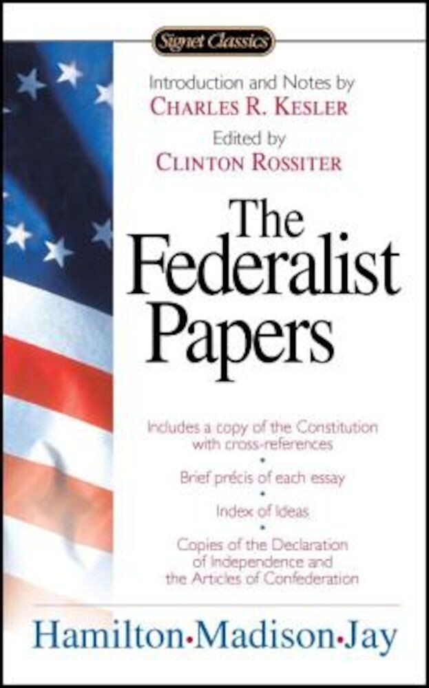 The Federalist Papers, Paperback
