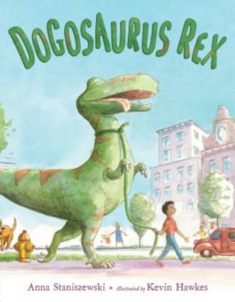 Dogosaurus Rex, Hardcover