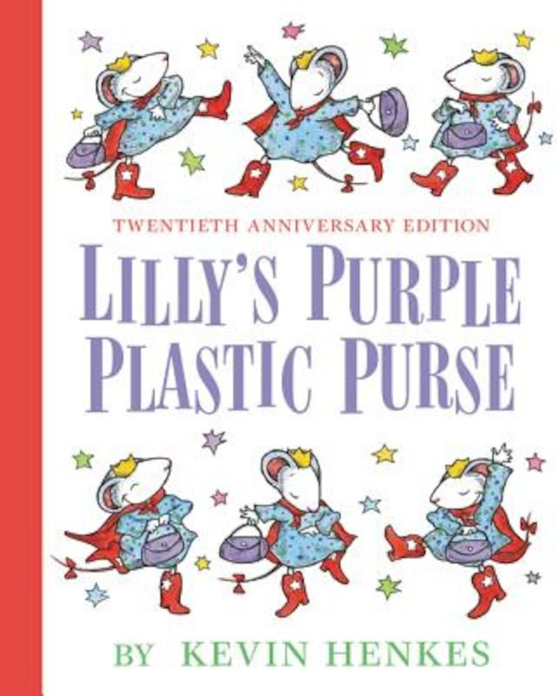 Lilly's Purple Plastic Purse 20th Anniversary Edition, Hardcover