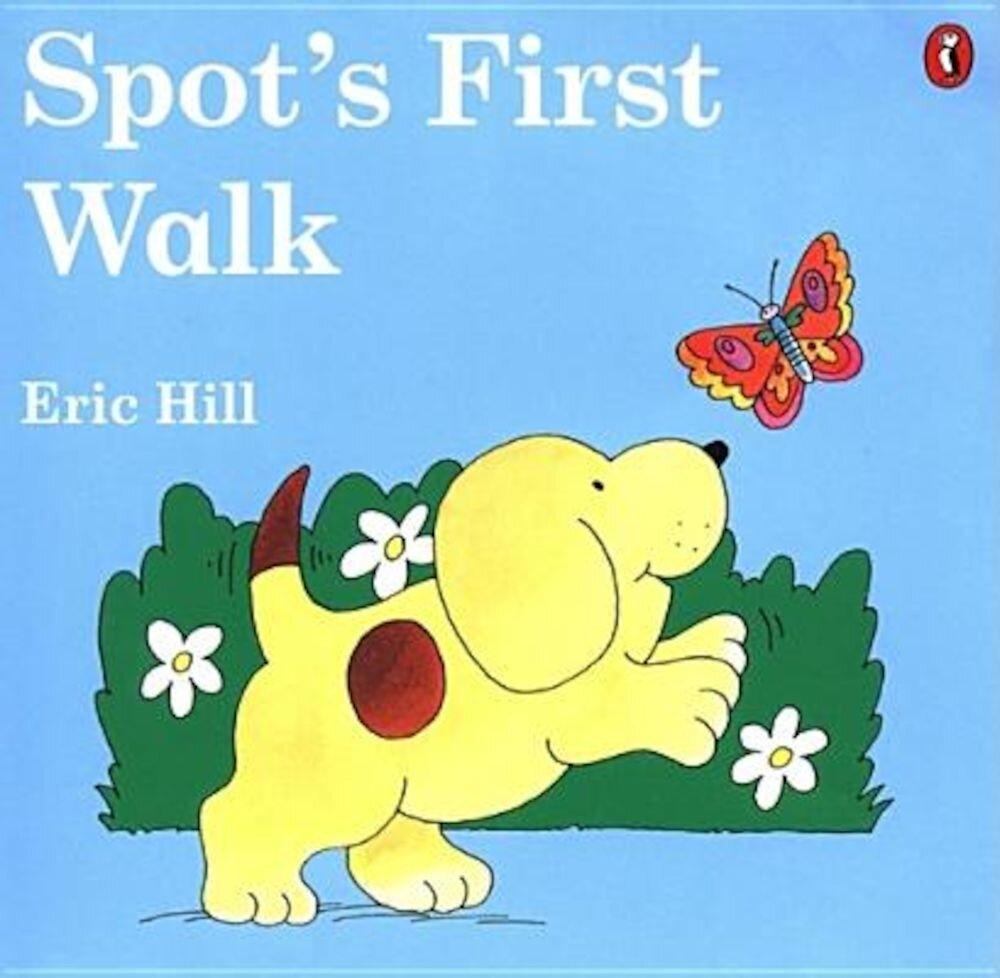 Spot's First Walk, Paperback