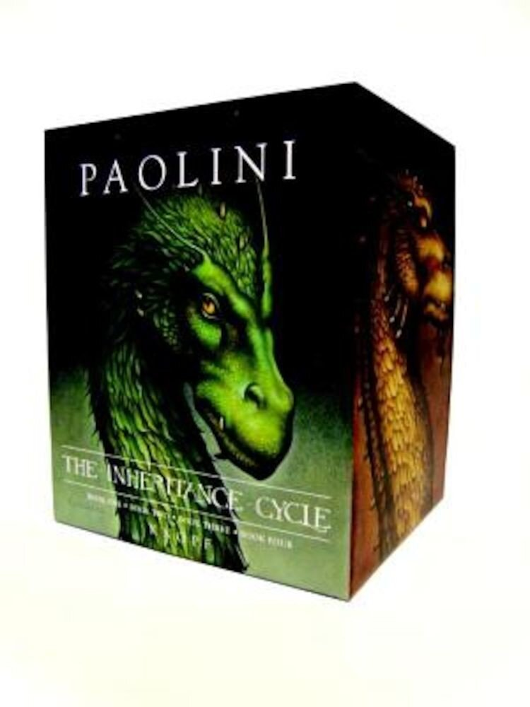 Inheritance Cycle Boxed Set, Hardcover