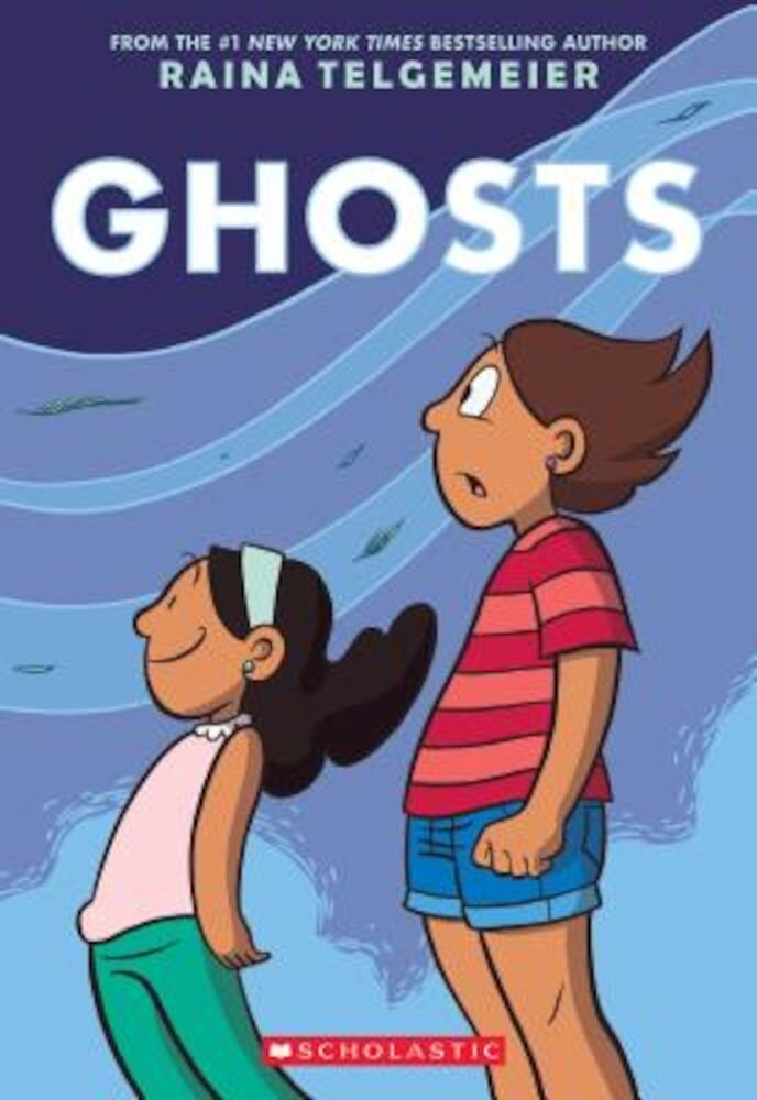 Ghosts, Paperback