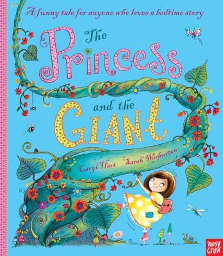 The Princess and the Giant, Hardcover