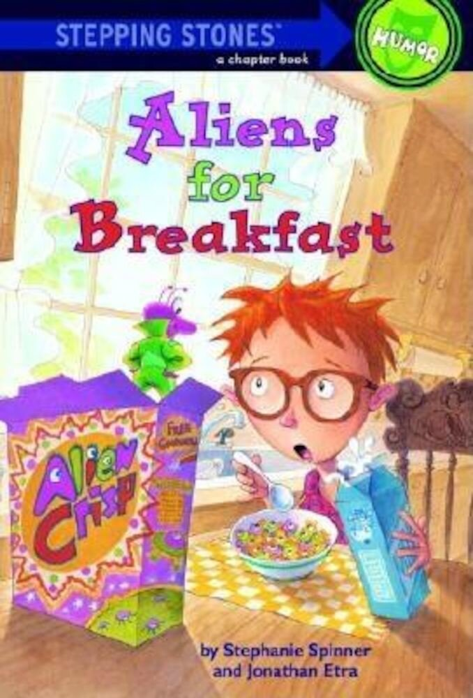 Aliens for Breakfast, Paperback
