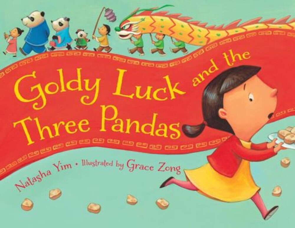 Goldy Luck and the Three Pandas, Hardcover