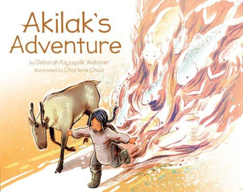 Akilak's Adventure, Paperback