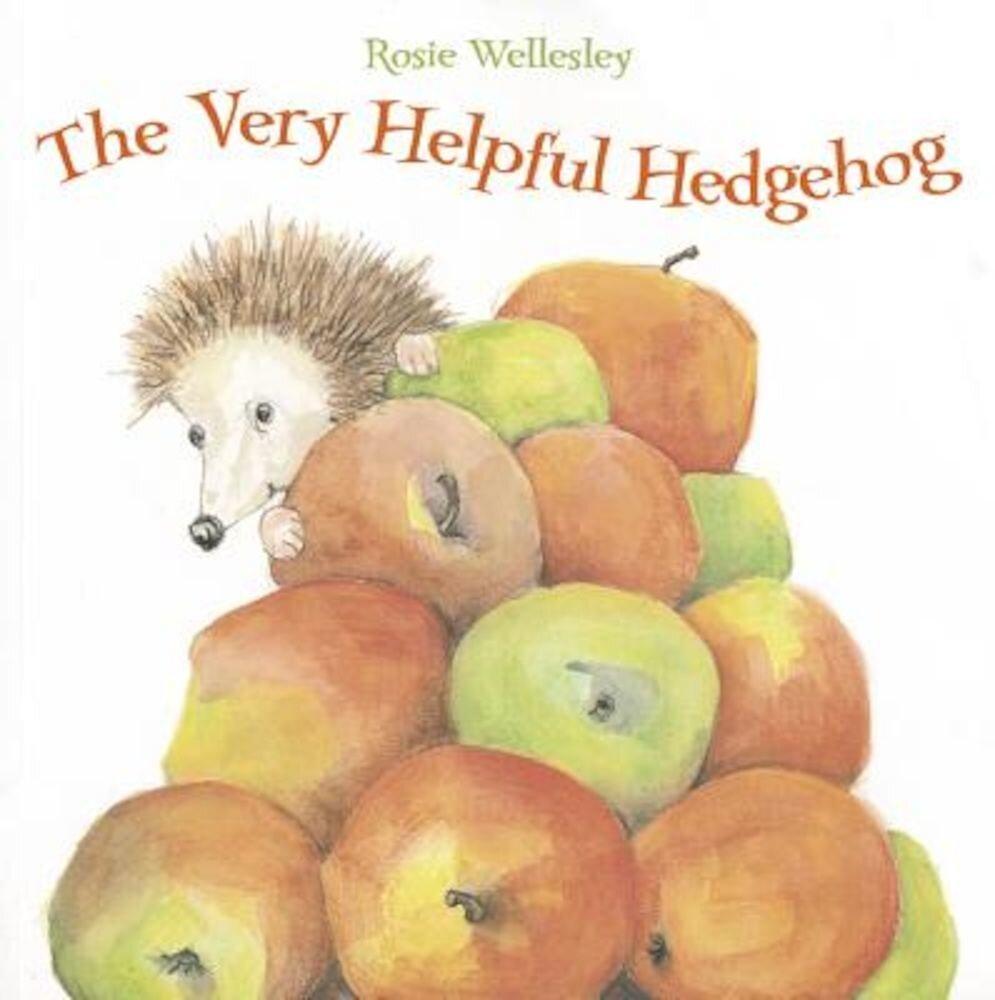 The Very Helpful Hedgehog, Paperback