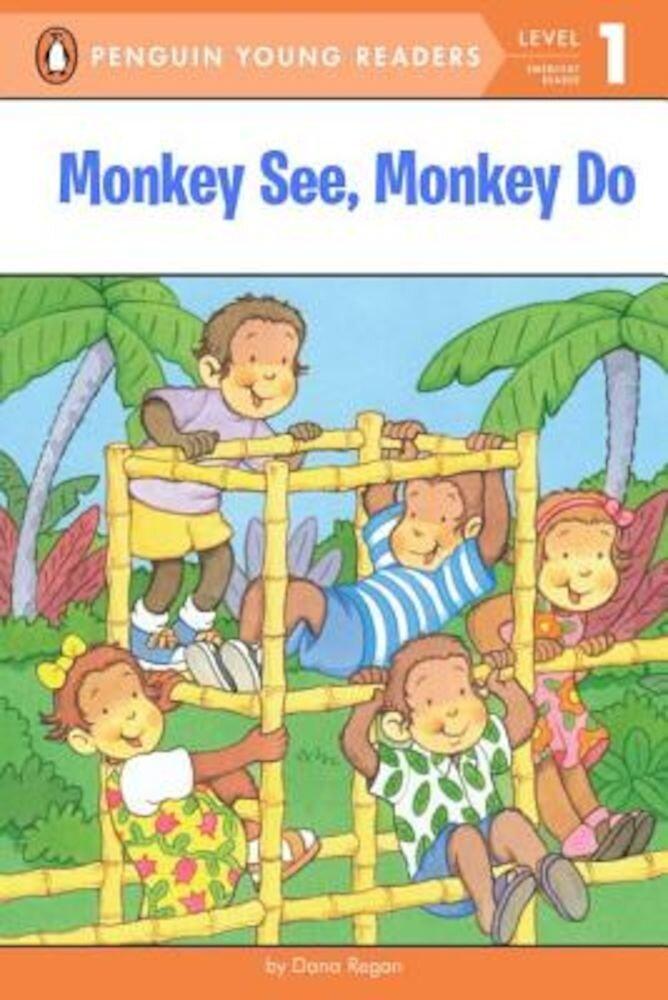 Monkey See, Monkey Do, Paperback