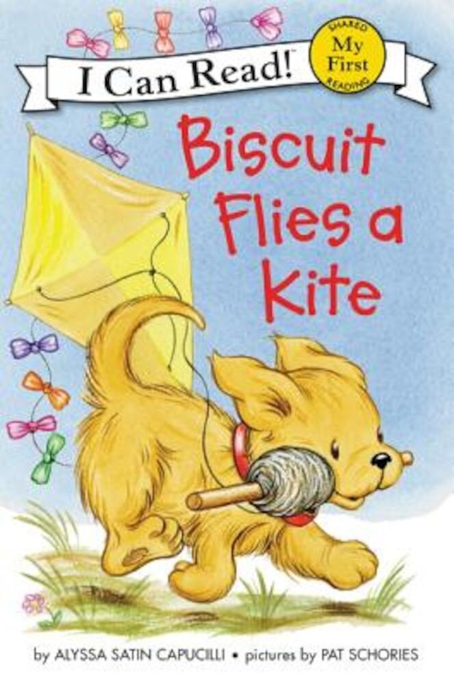 Biscuit Flies a Kite, Hardcover
