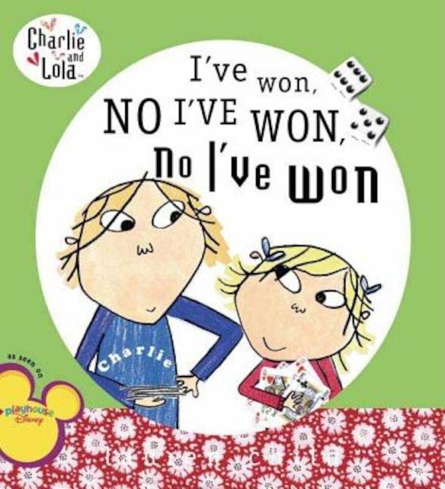 I've Won, No I've Won, No I've Won, Paperback