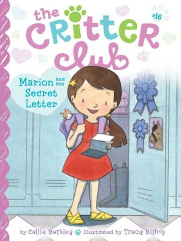 Marion and the Secret Letter, Hardcover