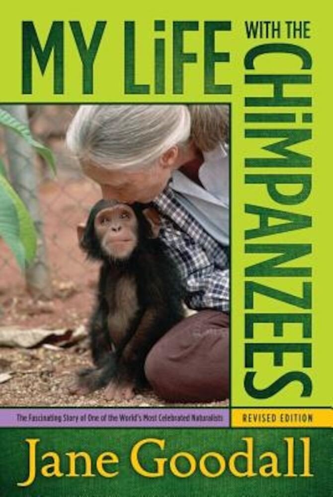 My Life with the Chimpanzees, Paperback