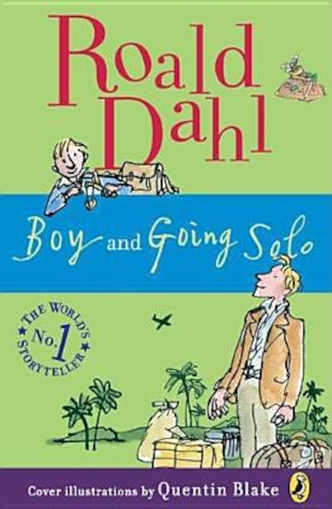 Boy and Going Solo: Tales of Childhood, Paperback