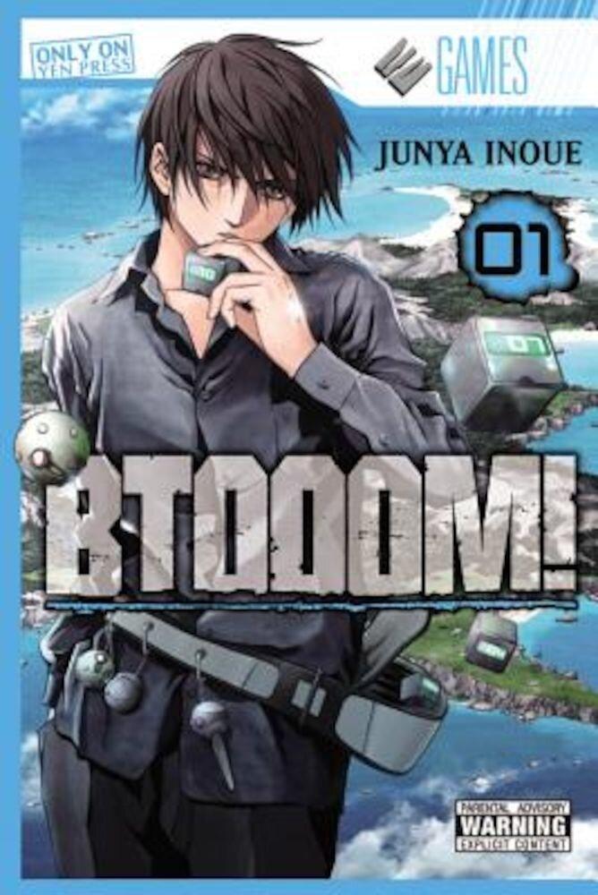 Btooom!, Volume 1, Paperback
