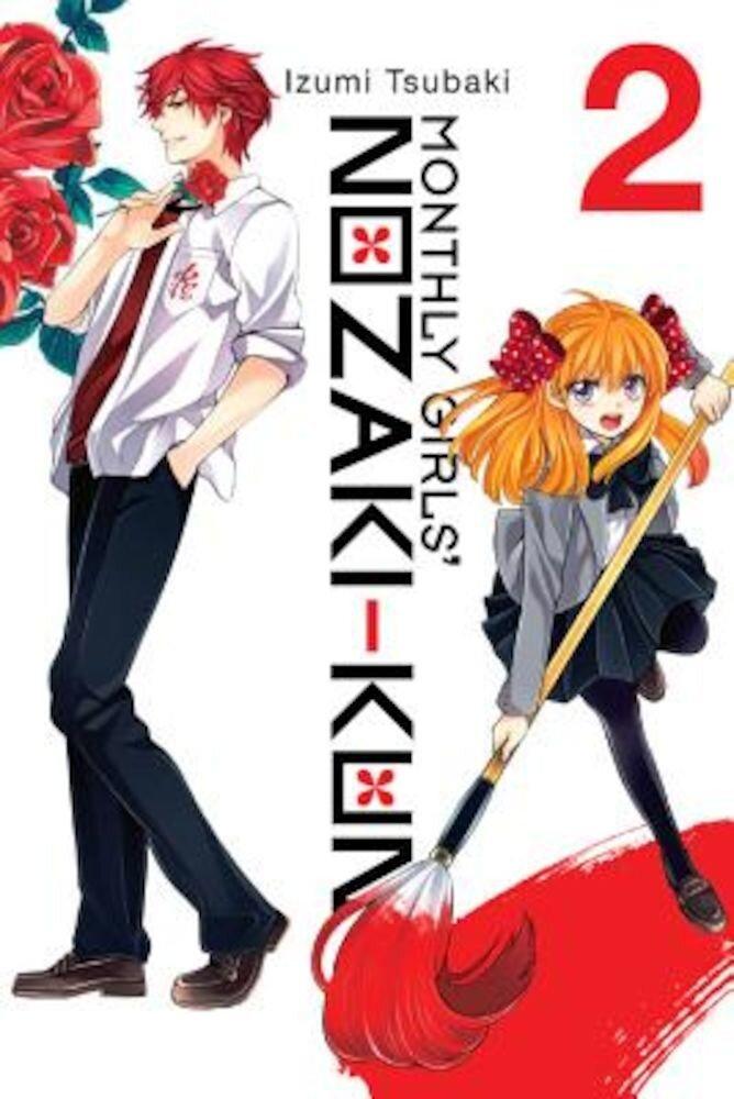 Monthly Girls' Nozaki-Kun, Vol. 2, Paperback