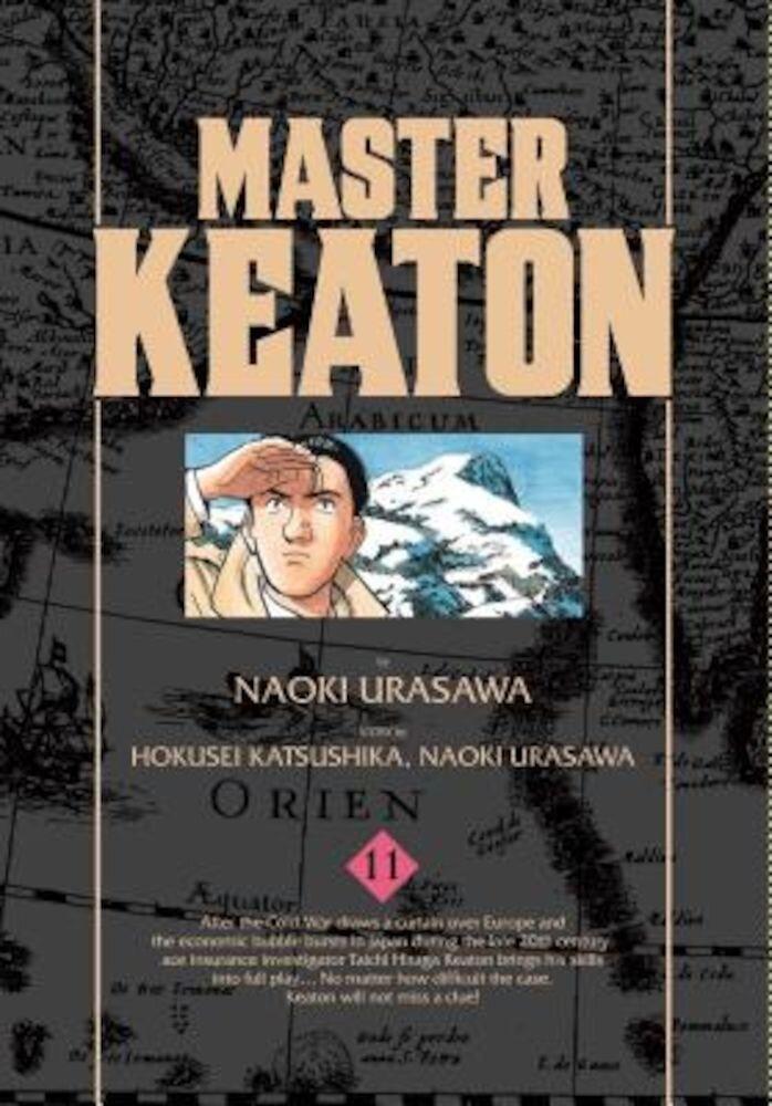 Master Keaton, Volume 11, Paperback