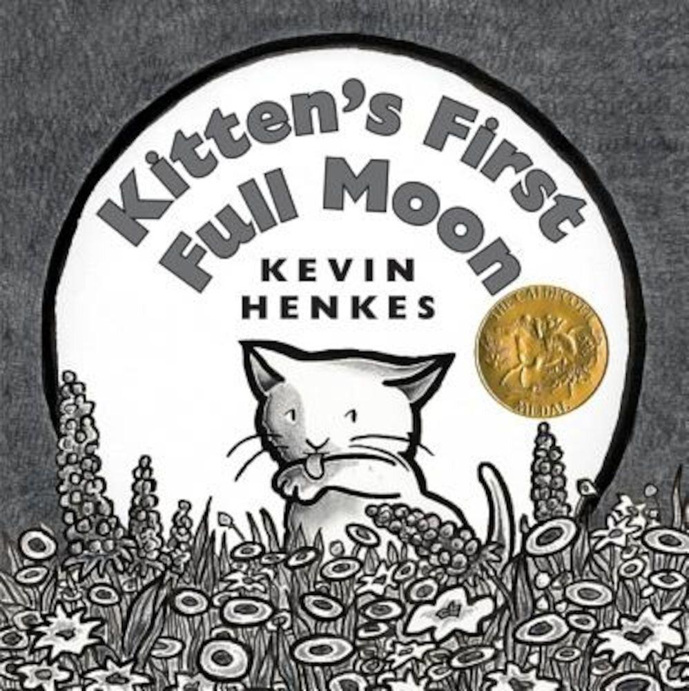 Kitten's First Full Moon, Hardcover