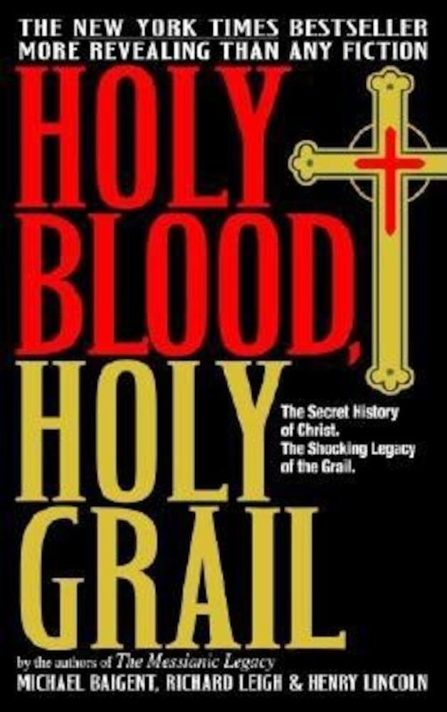 Holy Blood, Holy Grail, Paperback