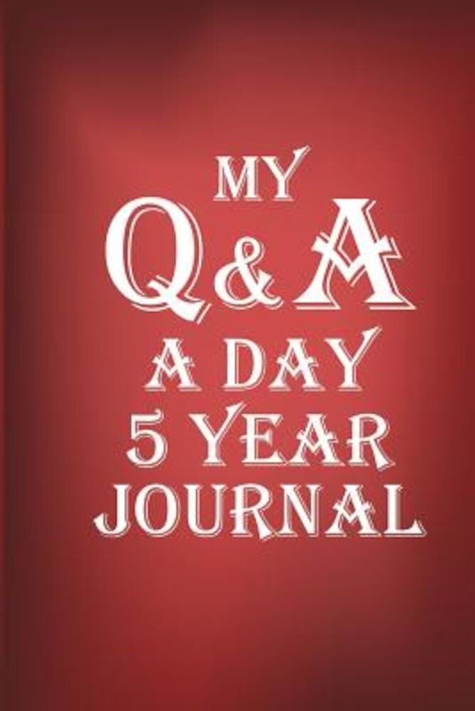 Q&A a Day Journal 5 Year, Paperback
