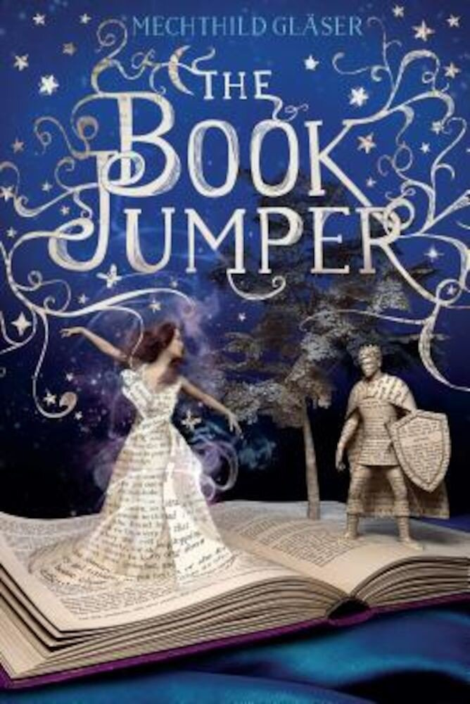 The Book Jumper, Hardcover