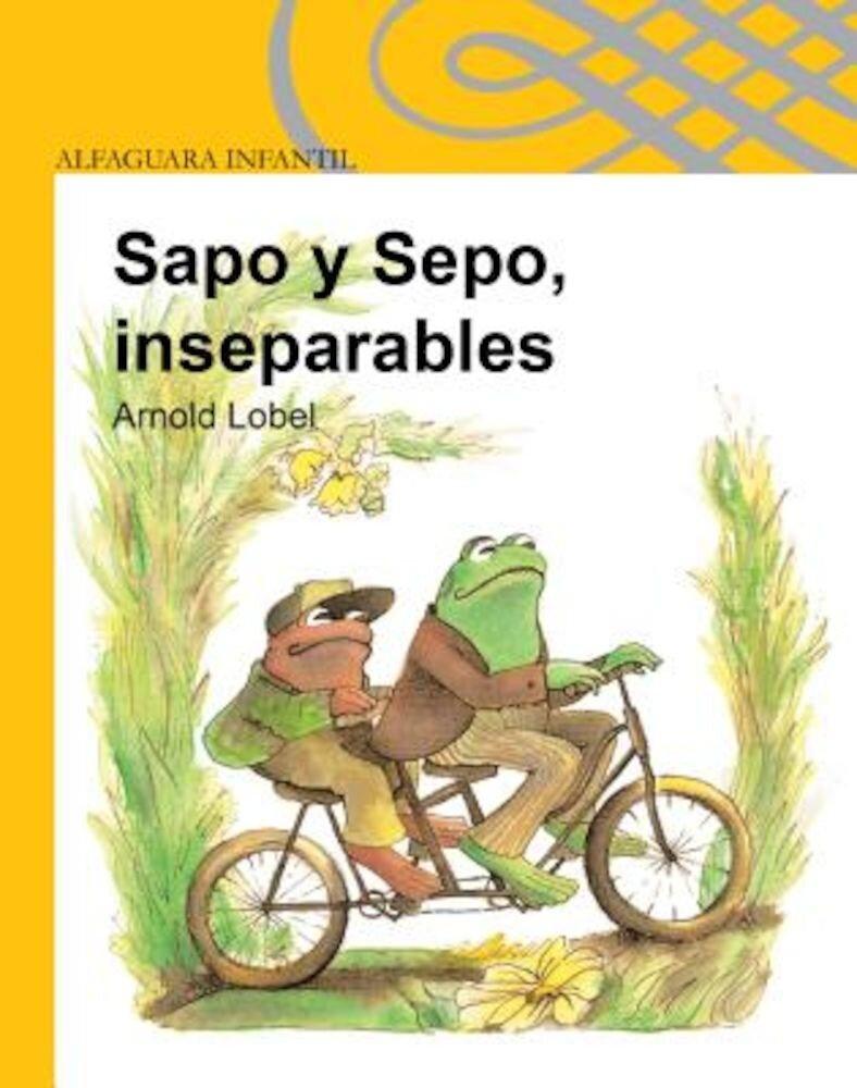Sapo y Sepo, Inseparables, Paperback