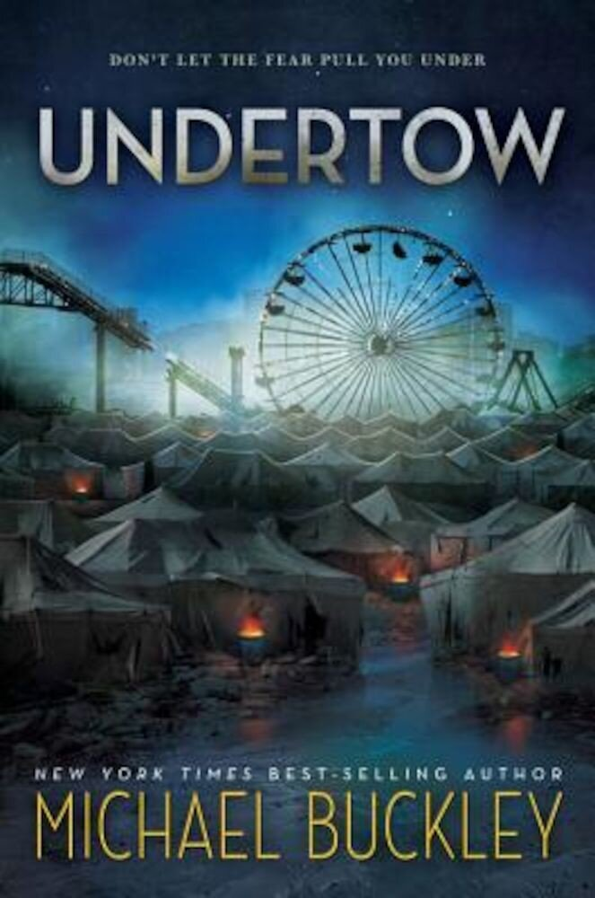 Undertow, Hardcover
