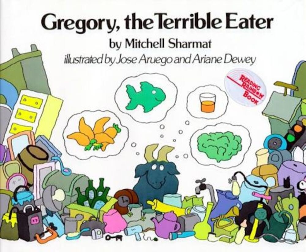 Gregory, the Terrible Eater, Hardcover