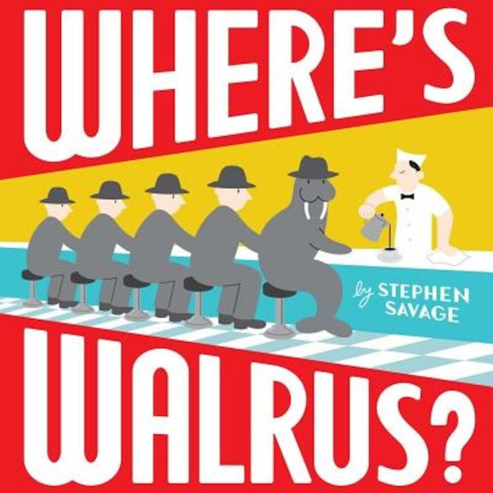 Where's Walrus?, Hardcover