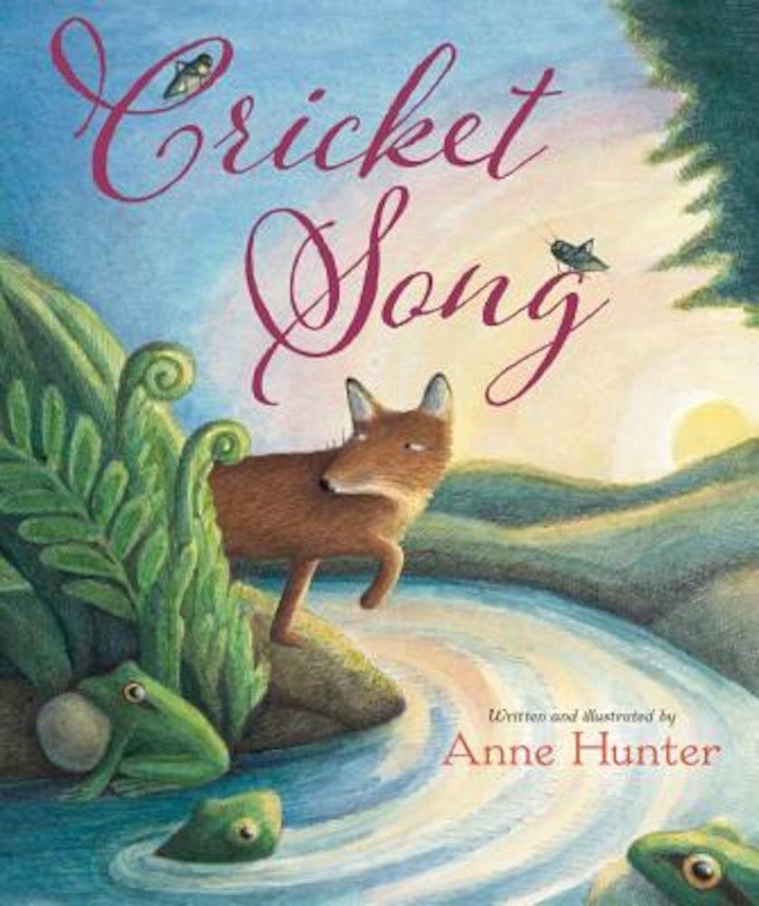 Cricket Song, Hardcover