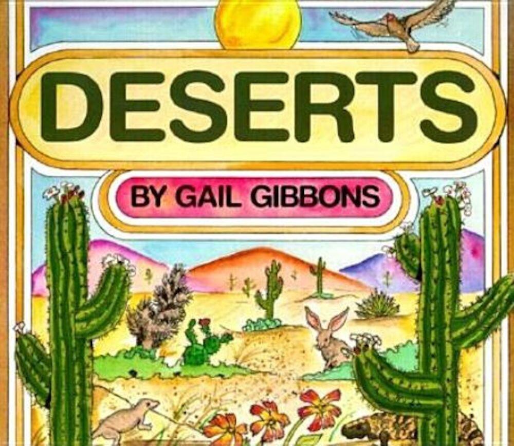Deserts, Paperback